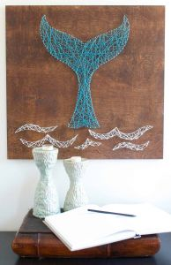 Fantastic String Art Templates Elegant Discover the World Of Pretty String Art Crafts with Modern Flair
