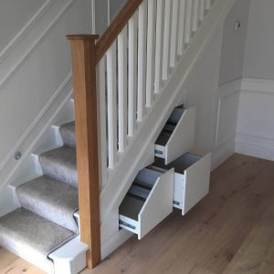 Fantastic Under Stair Shoe Storage Elegant Good Build Your Own Under Stairs Storage to Refresh Your