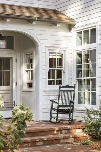 Fresh Design Rustic Sunroom Awesome New Tennessee Style Farmhouse Side Entry