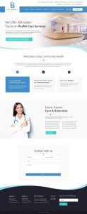 Home Page / Archives Inspirational Website Design Bay Munity Health by Customdesignhouse