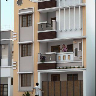 Incredible Ground Floor Balcony Design Unique Please I Want Full Plan