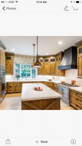 Incredible Herringbone Backsplash Oak Tawny Elegant Kitchen with Perla Venata Quartzite Countertops Rustic