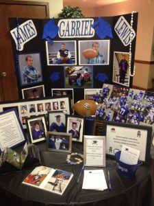 Incredible High School Graduation Party Ideas Beautiful Gabe S Graduation Table for Church