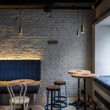 Inspirational Coffee Shop Wall Design Fresh Eye Opening Coffee Bars You Ll Want for Your Own Kitchen