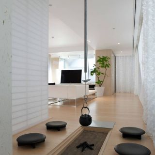 Inspirational Japanese Style Living Room Inspirational Japanese Home Fusing Modern & Traditional Ideas