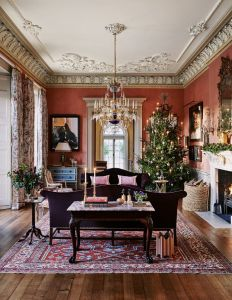 Inspirational Living Room Ceiling Design 2018 Awesome Ven House Spectacularly Decorated for Christmas