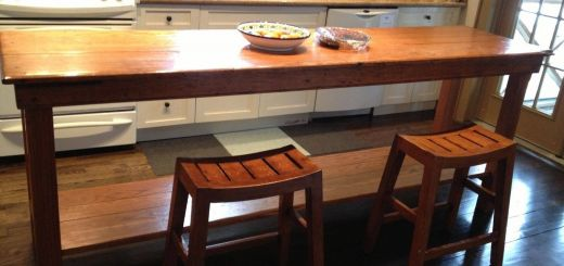 Long Narrow Dining Table Unique Tall Long Kitchen Tables In 2019