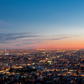 Los Angeles Landscape Beautiful Los Angeles Desktop Wallpaper