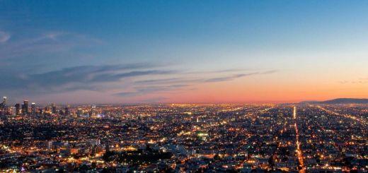 Los Angeles Landscape Beautiful Los Angeles Desktop Wallpaper