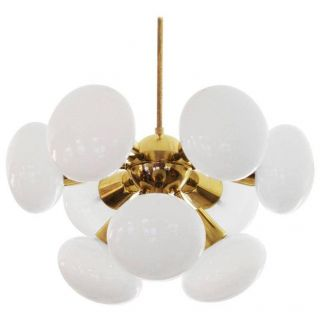 Mid Century Chandelier Best Of Midcentury Sputnik Milk Glass Chandelier In 2019