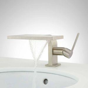 Modern Bathroom Faucets New Minxia Single Hole Waterfall Faucet