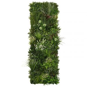 New Artificial Decorative Indoor Trees Luxury Easi Wall Handmade Vertical Artificial Plant Wall Green In
