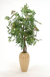 New Artificial Decorative Indoor Trees Unique 13 attractive Tall Floor Vases with Artificial Flowers
