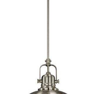 Pendant Light Fixtures Inspirational Canarm Ipl222b01bn Polo 1 Light Mini Pendant with Brushed