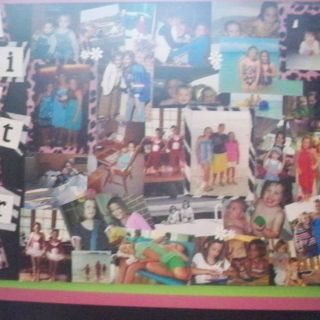 Picture Collage Ideas Fresh This is Just A Collage Of Pictures Modge Podged to Her On