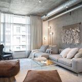 Picturesque Loft Office Ideas Fresh Downtown La Urban Luxe Loft Apartment Four Point Design