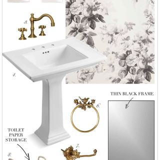 Powder Room Decor Fresh Four Potential Powder Room Design Ideas