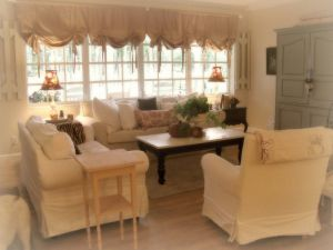 Remarkable Bay Window Ideas Living Room Awesome Wonderful Cool Ideas Green Curtains Roman Blinds How to