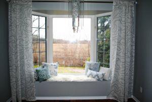 Remarkable Bay Window Ideas Living Room Unique Curtain Design Stylish Bay Window Ideas Cheap Modern Styles