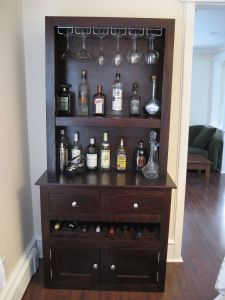 Remarkable Glass Cabinets for Living Room Unique Custom Liquor Cabinet with Glass Racks Open Shelving