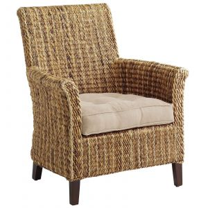Remarkable Sunroom Furniture New sonita Wicker Armchair