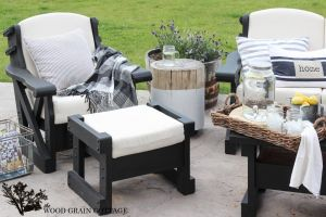 Rustic Outdoor Furniture Awesome Ann and Hope Patio Furniture