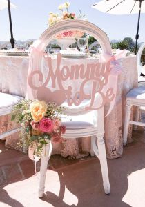 Unique Baby Shower Ideas for Boys Luxury Baby Shower Chair Sign Mommy to Be Wooden Cutout In Custom
