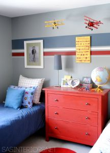 Unique Black and White Bedrooms with A Splash Of Color Lovely How to Make Three Paint Colors Work In A Room