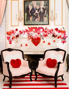 Valentine Day Decoration Living Room Lovely A Very Lovely Living Room Valentines 2019 Reveal