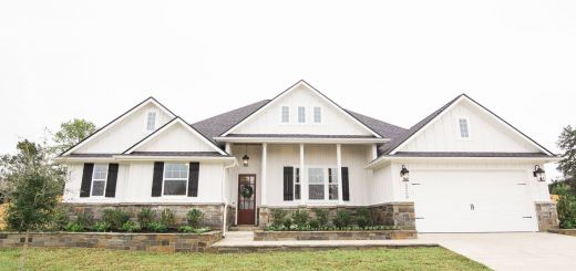 White Craftsman House Beautiful White Ranch House Style Exterior Inspiration