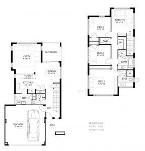 White Craftsman House Unique House Floor Plan New Inspirational Floor Plans New Floor