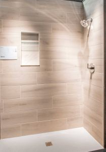 Wood Tile Shower New Pin by Connie Kelsh On Home Ideas