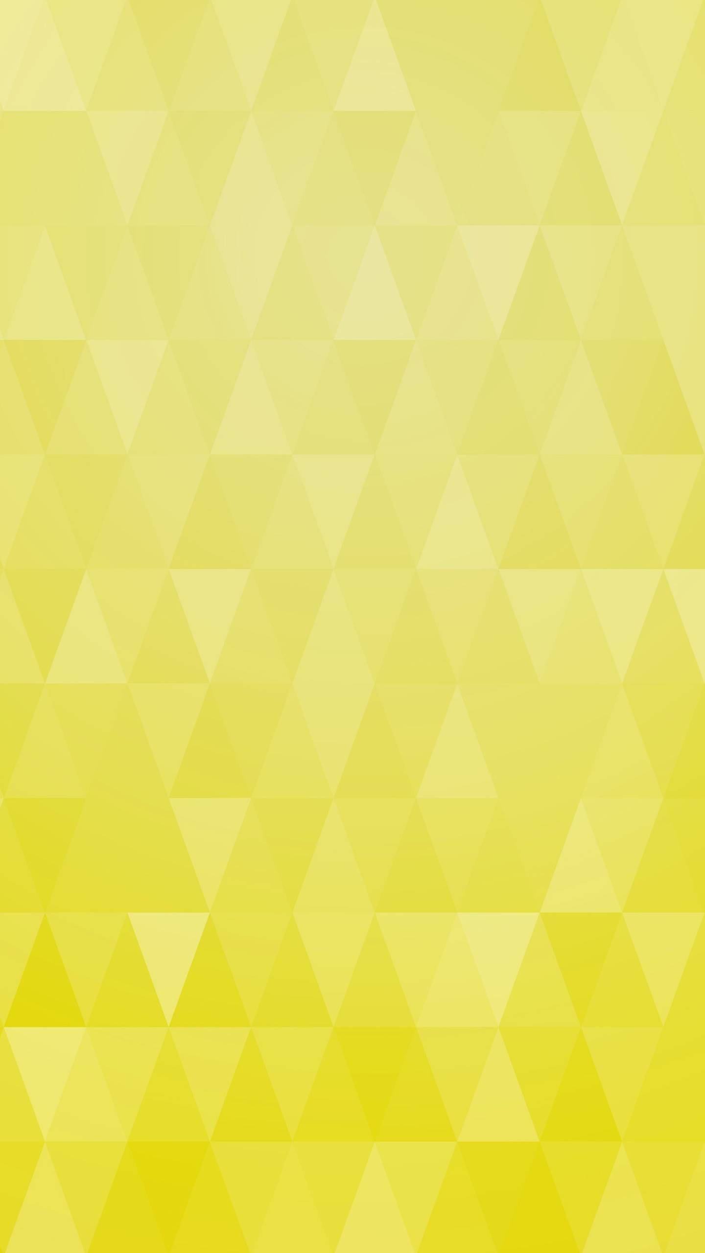 artistic pattern triangle yellow 8k 0d 1440x2560