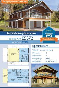 9 Foot Ceilings Fresh Farmhouse Style 2 Car Garage Apartment Plan Number