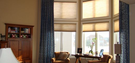 Bay Window Valance Beautiful Bay Window Coverings Bay Window Curtain Ideas