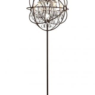 Chandelier Floor Lamp New Artistic Chandelier Floor Lamp Ideas 4 Decorsip