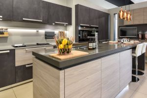 Contemporary Kitchen Designs Lovely Contemporary Kitchen Designed by Kca Featuring Graphite