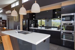 Contemporary Kitchen Designs New A Popular Feature In Many Modern Kitchen is the Double Wall
