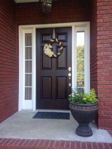 Front Door Ideas Unique Sherwin Williams Raisin Front Door Color