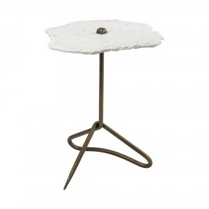 Gold Side Table Best Of Mercana Pinera Iv Box A &b Accent Table Gold