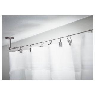 Ikea Track Lighting Beautiful Ikea Dignitet Stainless Steel Curtain Wire