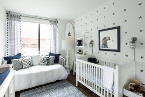 Inspirational Baby Boy Room themes Fresh A Dreamy and Nautical Nyc Nursery