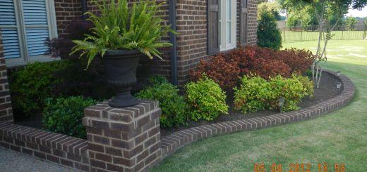 Inspirational Diy Landscape Curbing Beautiful Cool Front Yard Low Maintenance Landscaping Ideas