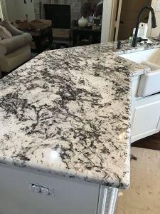 Marble Vs Granite Lovely 3cm Delicatus Supreme Granite In Remodel Home Kitchen