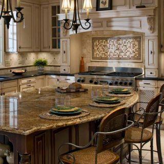 Mediterranean Kitchen Design Elegant 9 Sleek & Inspiring Luxury Kitchen Design Ideas S