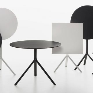 Modern Folding Table New Plank Miura Folding Table System