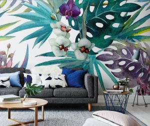 Picturesque Palm Tree Wall Decor Awesome 13 Walls You Won T Believe are Wallpaper