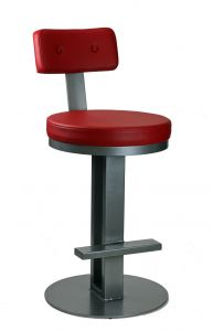 Red Bar Stools Fresh Red Leather Swivel Bar Counter Stool New Arrivals