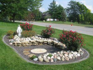 Rock Garden Ideas Luxury Pinterest Memorial Garden Ideas Graph