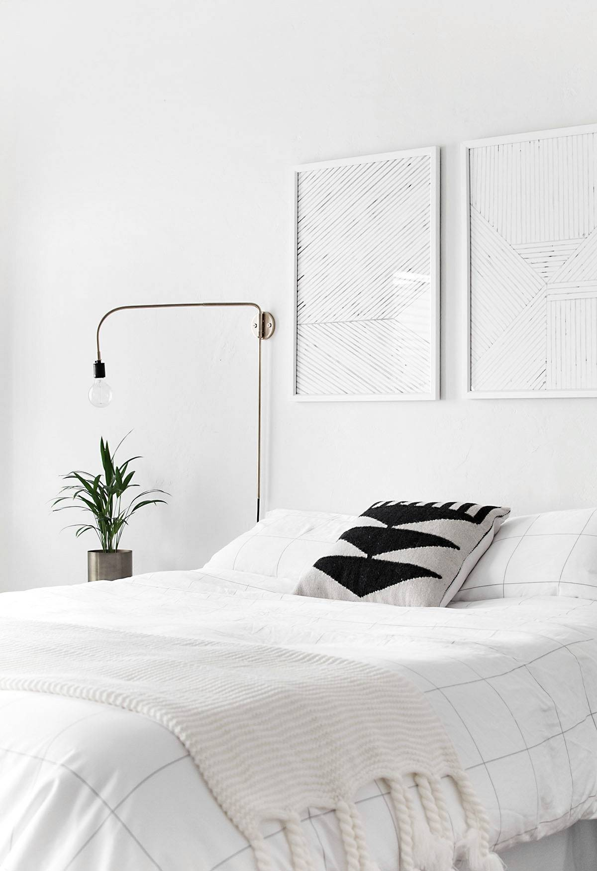 light minimal bedroom 2 8